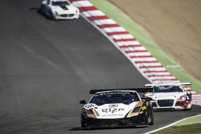 Brands Hatch Blancpain: Grasser Lamborghini wins qualifying race