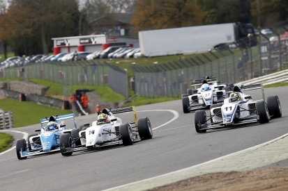 British Formula 3 could return through BRDC F4 rebrand