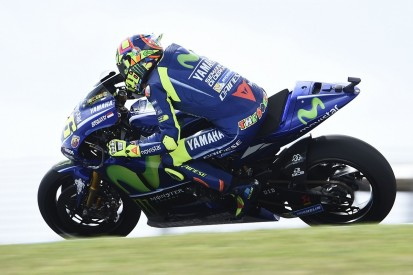 Rossi unsure if Yamaha will have 2018 MotoGP bike for Valencia test