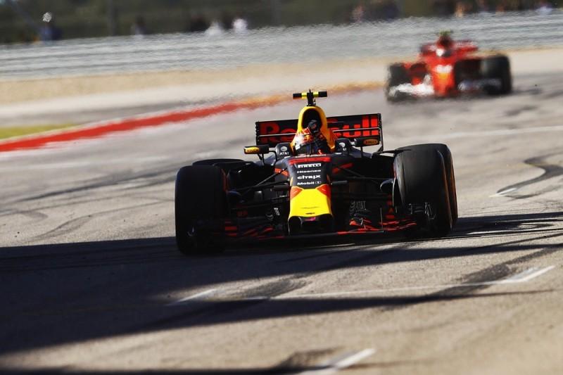 Verstappen US GP penalty: Wolff says FIA should let hard racing go