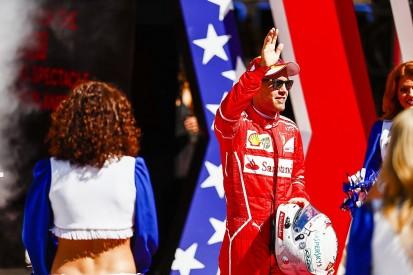 F1 figures defend US GP pre-race driver entrance presentation