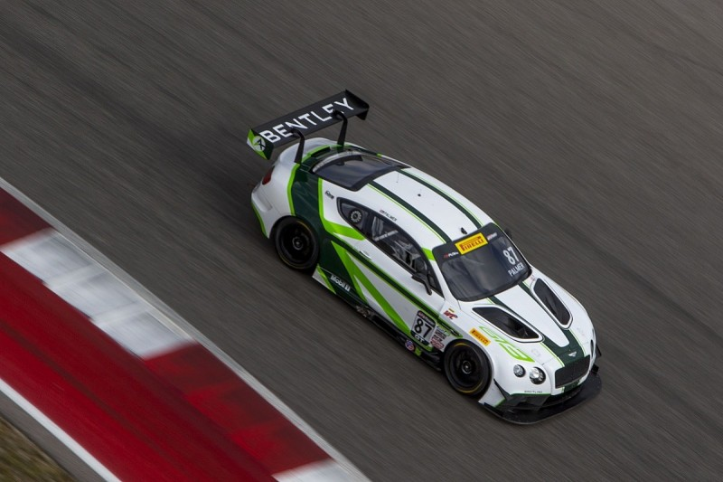 Former Nissan pilot Reip could join Bentley in Blancpain GT enduros