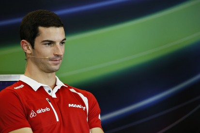 Andretti IndyCar driver Alexander Rossi to act as Manor F1 reserve