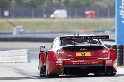 DTM Oschersleben: Miguel Molina fastest in practice for Audi