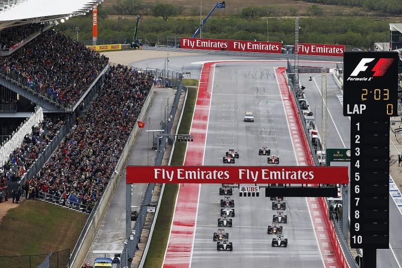 United States F1 Grand Prix at Austin gets green light for 2016