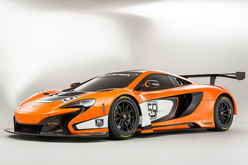 Four factory McLaren drivers to race for Garage 59 in Blancpain GT