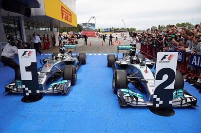 Lack of F1 winners due to spending war, says Mercedes boss