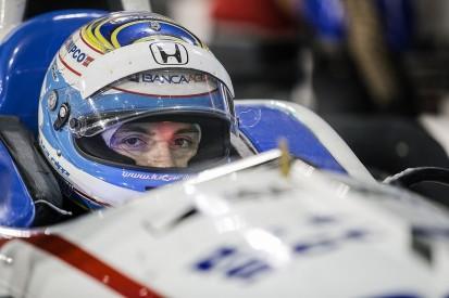 Luca Filippi gets Dale Coyne Racing IndyCar seat for St Petersburg