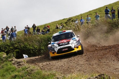 Azores ERC: Sousa leads after drama for Peugeot's Breen and Abbring