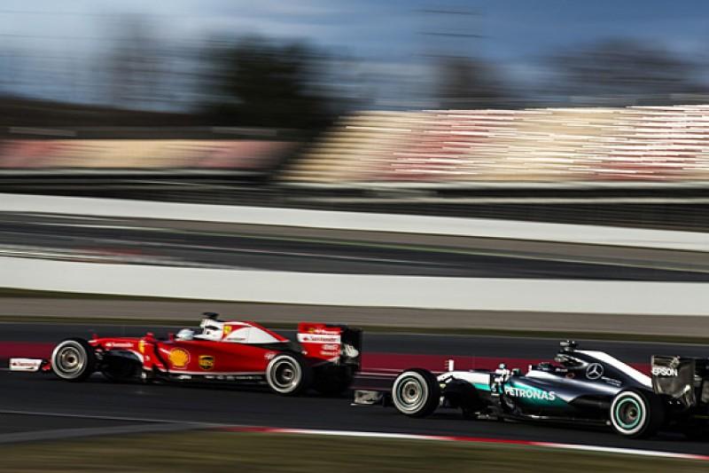 Bernie Ecclestone hopes Ferrari can fight for 2016 F1 championship