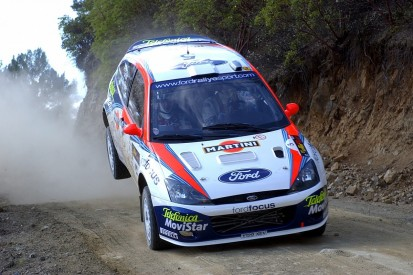 The rallying world's tribute to 1995 WRC champion Colin McRae