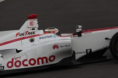 McLaren F1 reserve Stoffel Vandoorne set for Super Formula testing