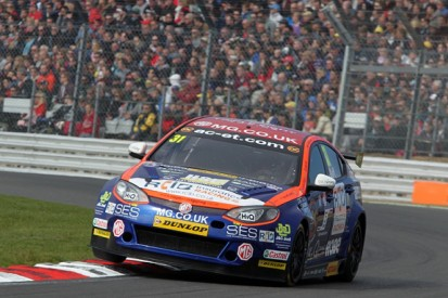 Triple Eight MG squad signs Cook and Sutton for 2016 BTCC