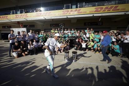 Nico Rosberg leaving F1 has helped Lewis Hamilton reach new level