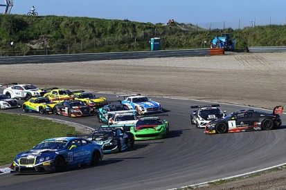 Driver penalty points system introduced for Blancpain GT Series