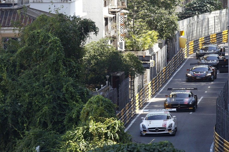 Eight winners of Macau races on FIA GT World Cup entry list