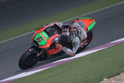 Aprilia encouraged by 2016 MotoGP bike's debut tests