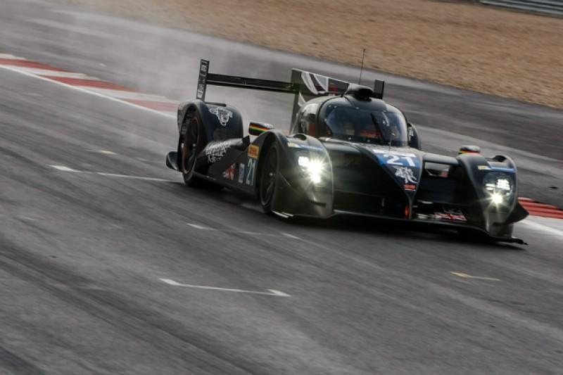 Strakka Dome LMP2 on target for Le Mans 24 Hours after tests