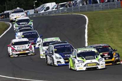 Harsher penalties head BTCC rule changes for 2018