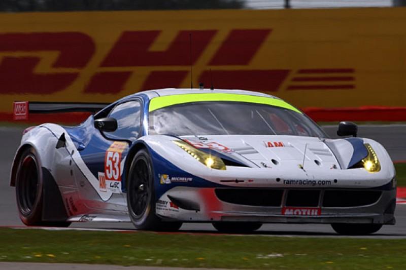 Archie Hamilton replaces Ben Collins in Ram Ferrari for Le Mans