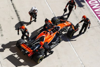 Fernando Alonso could get Honda F1 upgrade in Mexico after US GP failure