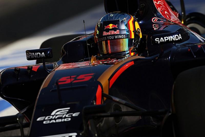 Toro Rosso had no 'headaches' in F1 testing this year - Sainz
