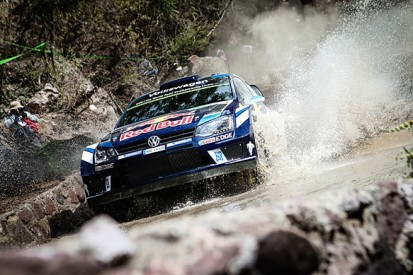 WRC Rally Mexico: Ogier flies but Latvala on brink of win