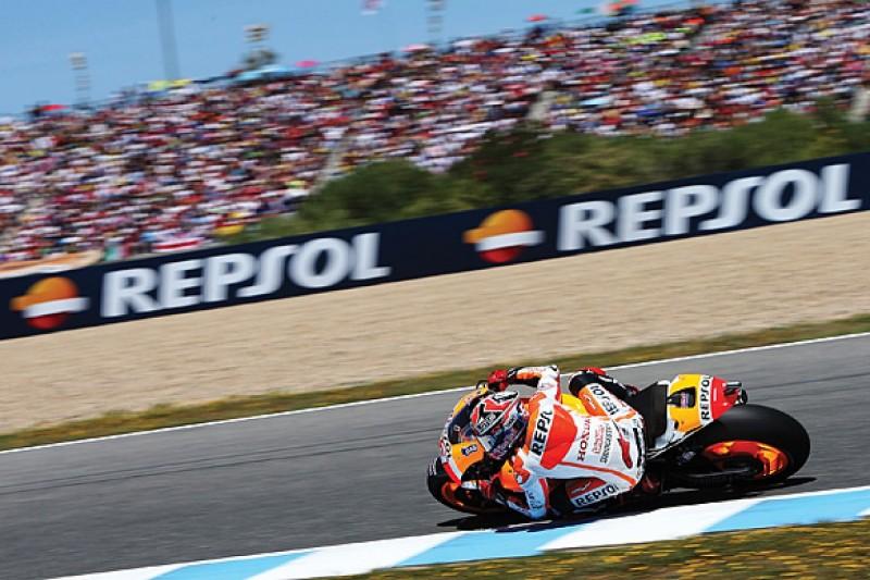 Marc Marquez extends Honda MotoGP deal until 2016