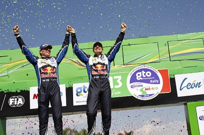 WRC Rally Mexico: Jari-Matti Latvala claims dominant victory
