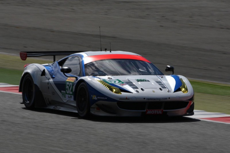 Ram Ferrari completes Le Mans 24 Hours line-up with Federico Leo