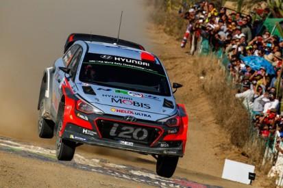WRC Rally Mexico: Penalty costs Dani Sordo and Hyundai podium