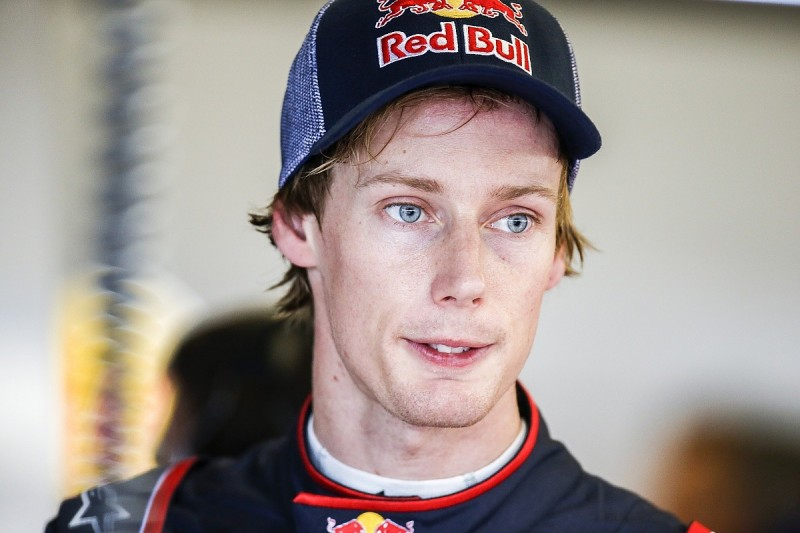 Brendon Hartley and Pierre Gasly to race for Toro Rosso in Mexican GP