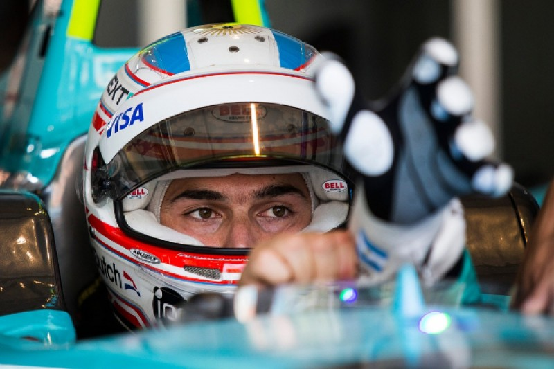Nelson Piquet Jr teams up with Rebellion for Le Mans, WEC rounds