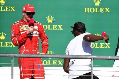 Max Verstappen US GP penalty: Raikkonen had no idea what happened