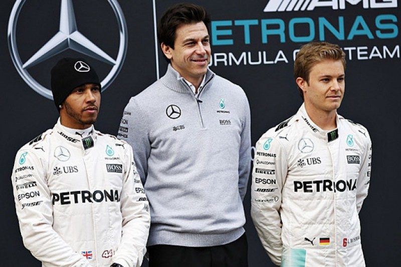 F1 radio ban will increase errors during grands prix - Toto Wolff