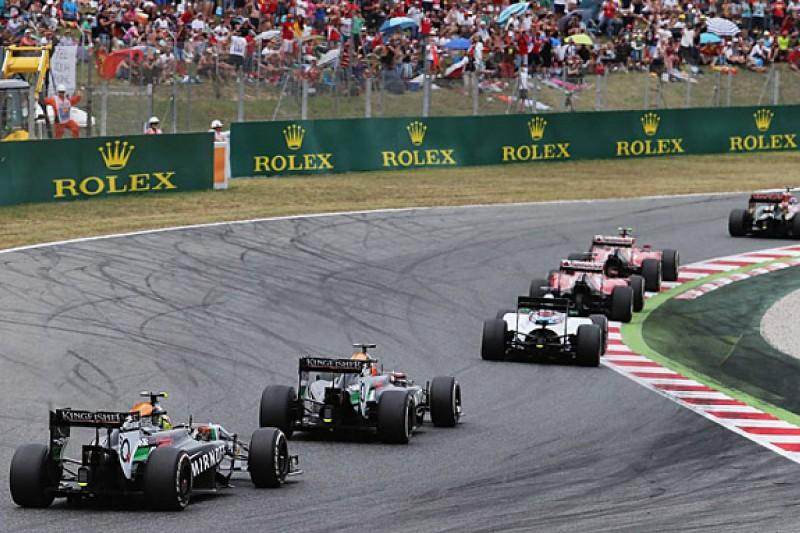 Formula 1 warned against changing engine noise to make cars louder