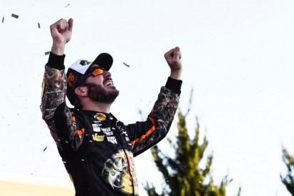 NASCAR Cup Kansas: Martin Truex Jr wins again, playoff places set