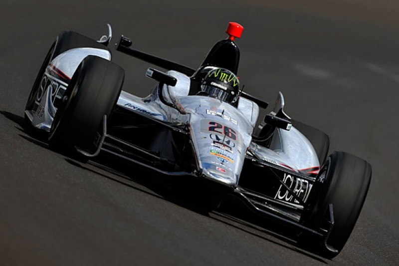 Andretti had no worries about Busch's reputation ahead of Indy 500