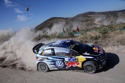WRC Rally Mexico: Jari-Matti Latvala dominates Saturday morning