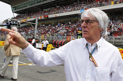Court told that F1 boss Bernie Ecclestone did bribe German banker