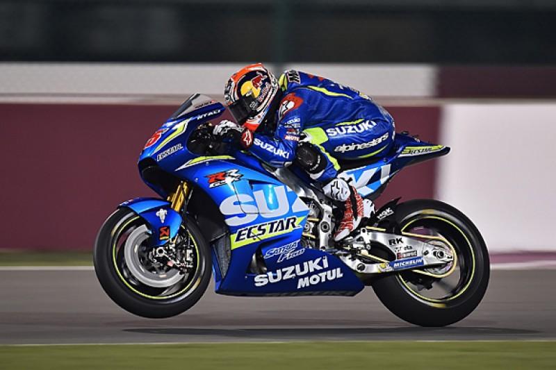 Vinales: Suzuki's new MotoGP gearshift a 'big improvement'