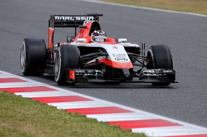 Barcelona F1 test: Max Chilton quickest on first day