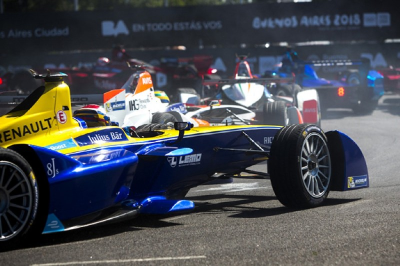 Formula E drops plans for open chassis and battery development