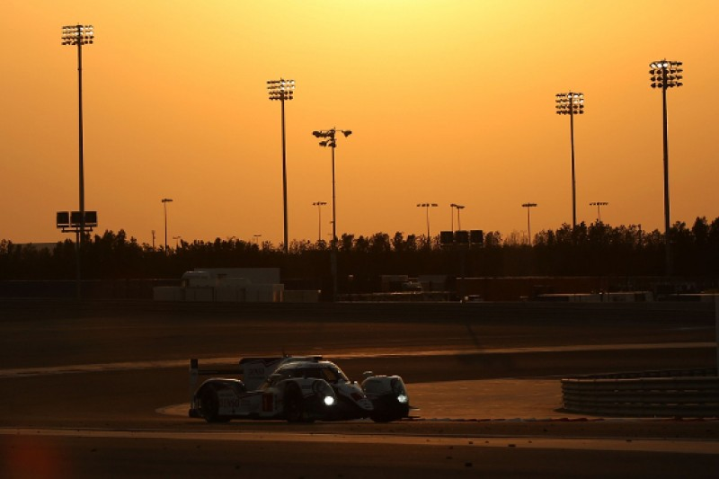 Audi and Toyota to each run one car at Paul Ricard WEC test