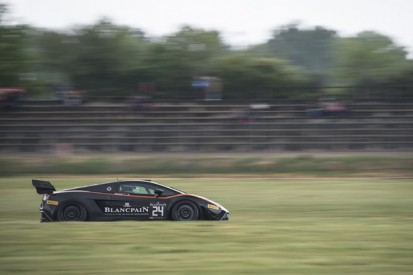 Tomas Enge and Nick Tandy boost Brands Hatch Blancpain Sprint grid