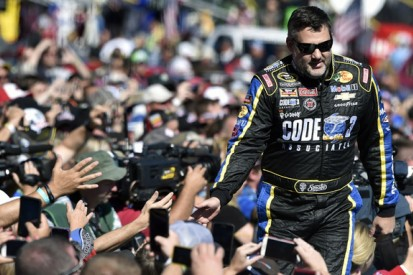 Stewart wants a chance to make the Sprint Cup's Chase after injury
