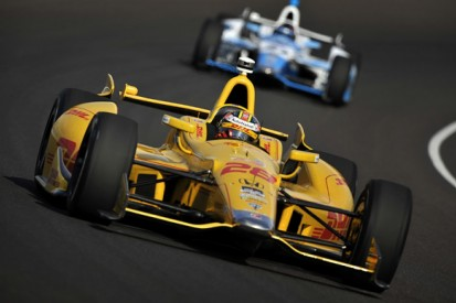 Indianapolis 500: Ryan Hunter-Reay and Andretti fastest on day two