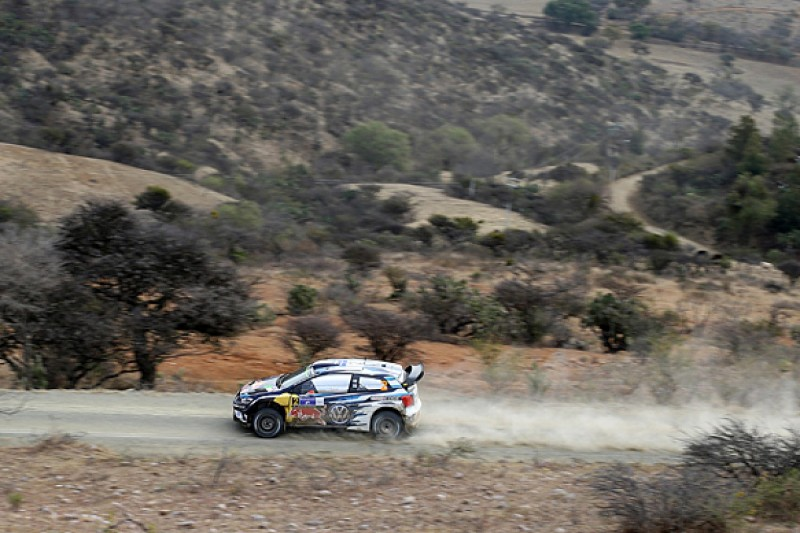 WRC Rally Mexico: Latvala stretches lead over VW team-mate Ogier