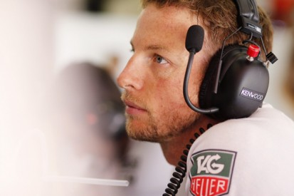 McLaren's Jenson Button says he doesn't want to leave F1 on a low