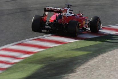 F1 testing round-up: Kimi Raikkonen and Ferrari lead on raw pace